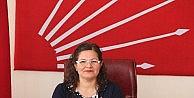 Mut Chp İlçe Başkanlığına Nurşen Özkan Atandı