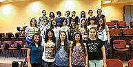 Muzaffer Arkan Kızlar Korosu İtalya'da