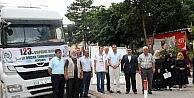 Nevşehir'den Bayır-bucak Türkmenlerine Bir Tır Dolusu Yardım
