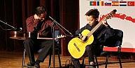 Nilüfer Uluslararası Klasik Gitar Yarışması Moyano İle Başladı