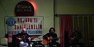 Nusaybin'de Kobani İçin Yardım Konseri