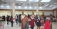 Öğrenciler Yararına Çay Partisi Düzenlendi