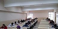 OMÜ-yös Sınavı 21 Ülkede 33 Merkezde Yapıldı