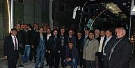 Ön Seçim İsteyen CHPli Muhtarlar Ankaraya Gitti