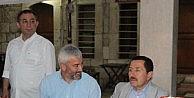 Ordu'da Gazeteci Aşar'dan Cami Avlusunda İftar Yemeği