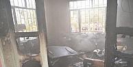 Osmancık'taki Yangın Korkuttu
