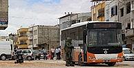 Otobüste Unutulan Poşet Bomba Paniğine Neden Oldu