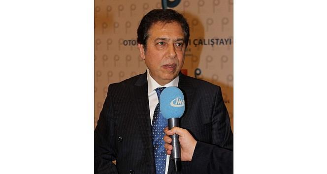 Otopark İşletmecileri Derneği Başkanı Mehmet Çevik: