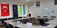 Özbekistan Devlet Cihan Dilleri Üniversitesi Türk Dili Merkezi Hizmete Açıldı