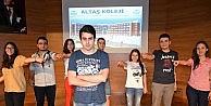 Özel Altaş Kolejinden Büyük Başarı