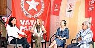 (Özel Haber) Siirtte Teşkilatı Olmayan Partinin Kadın Adayı, Seçim Aracını Kendisi Kullanıyor, Bildiri Dağıtıyor
