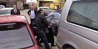 (ÖZEL HABER) UYANIK HIRSIZLARI BELEDİYE BAŞKANININ KORUMA POLİSLERİ YAKALADI