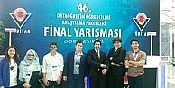 Özel Nilüfer Lisesinden TÜBİTAKta Türkiye İkinciliği