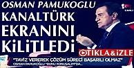 Pamukoğlu Kanaltürk Ekranlarını Kilitledi İZLE