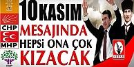 Pamukoğlu'ndan Meclisteki Partileri Kızdıracak 10 Kasım Mesajı