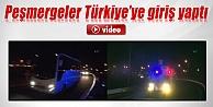 Peşmergeler Habur'dan Türkiye'ye Giriş Yaptı