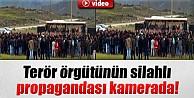 PKK, Ağrı Dağı Eteklerinde Propaganda Yaptı