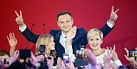 Polonyada Cumhurbaşkanlığı Seçimlerini Duda Kazandı