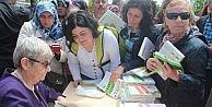 Prof. Dr. Canan Karatay Beyşehirde Kitaplarını İmzaladı