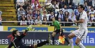 Real Madrid, Deportıvo'ya Patladı