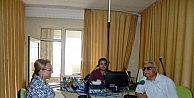 Rektör Kılıç, Radyo Programına Konuk Oldu