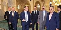 Restorasyonu Tamamlanan Tarihi Cami Hizmete Açıldı