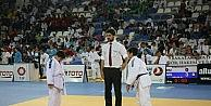 Rize'de Türkiye Minikler Judo Şampiyonası Başladı