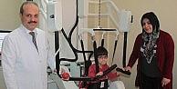 Robotik Yürüme Cihazı, Engelli Çocukların Umudu Oldu