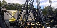 Roller Coaster Eğlencesi Kazayla Bitti: 4 Yaralı