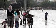 Sağanak Yağış Hazırlıksız Yakaladı