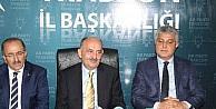 Sağlık Bakanı Müezzinoğlu Trabzon'da