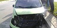 Salihlide Kaza: 4 Yaralı