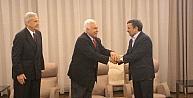 Şam Zirvesi Öncesi Doğu Perinçek Ahmedinejad İle Görüştü