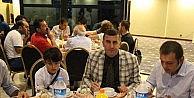 Samsun'da Gazeteciler İftar Yemeğinde Bir Araya Geldi