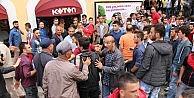 Samsun'da HDP Mitinginde Olay Çıktı