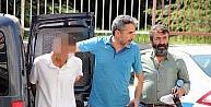 Samsun'da Hırsızlık İddiasi: 1 Gözaltı