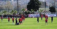 Samsunsporda Antalyaspor Mesaisi