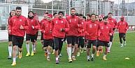 Samsunspor'da Orduspor Maçı Hazırlıkları Tamam