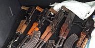 Şanlıurfada Silah Operasyonu