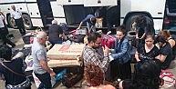 Sarp Sınır Kapısında 21 Yabancı Uyruklu Şahıs Yakalandı