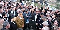 Sedat Peker, Avukatının Mezarını Ziyaret Etti