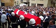 Şehit Polis Memuru Ispartada Toprağa Verildi
