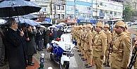 Seyyar Jandarma Taburu Dualarla Çanakkaleye Uğurlandı