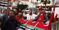 Seyyar Satıcılarından Belediye Önünde Tabutlu Eylem