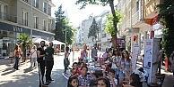 Sinopta Sokaklar Bugün Çocukların