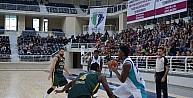 Sinpaş Denizli Basket'ten Galibiyet