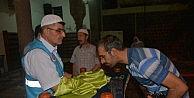 Siverek'te Sakal-ı Şerif Ziyarete Açıldı