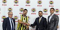 Sloukas: Gelebileceğim En İyi Yerlerden Biri Fenerbahçe Ülkerdi