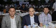 Spor Bakanı Kılıç, Çarşamba'da İftar Yemeğine Katıldı