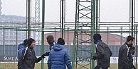 Suat Altın İnşaat Kayseri Erciyessporda, Trabzonspor Maçı Hazırlıkları Sürüyor